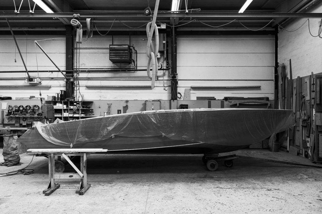 Scanderbeg Sauer | Unternehmensfotografie, Industriefotografie, Reportagefotografie, Zürich, Schweiz | Boesch Motorboote, Kilchberg